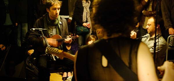 Andrew Bird et St Vincent